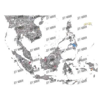 The tropics of southeast asia