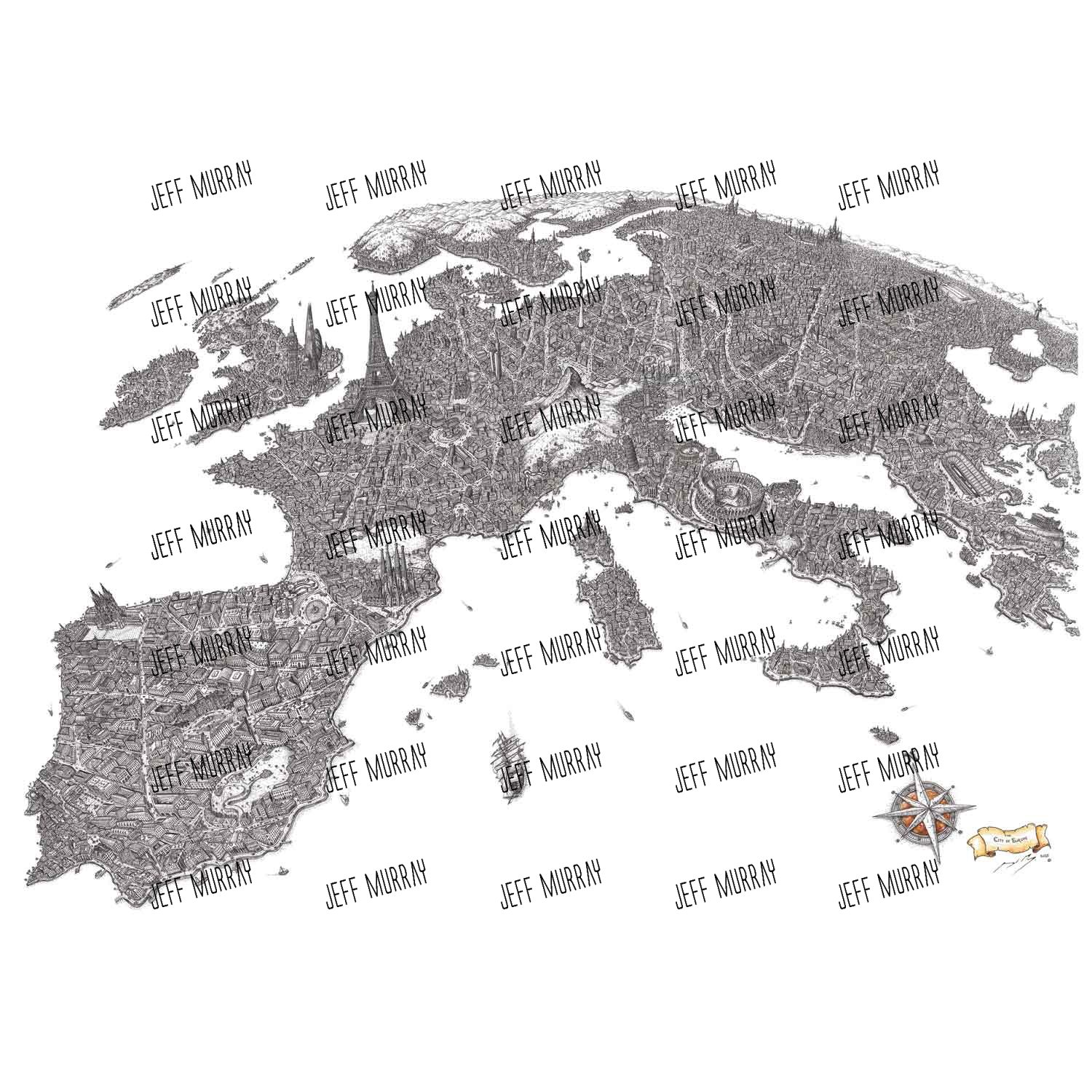 The City of Europe