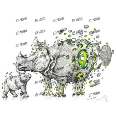 Vino the Rhino