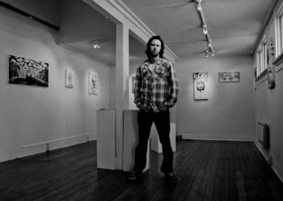 Jeff Murray: An Exhibition of Pen & Ink Creations