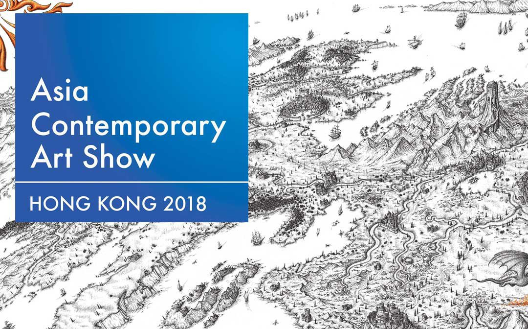 Asia Contemporary Art Show March 2018