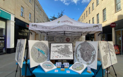 Bath Art Markets in full swing